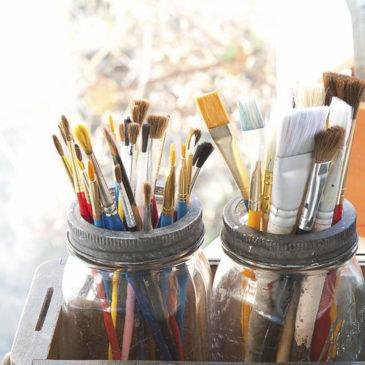Открытый мастер-класс по рисованию